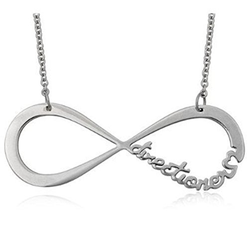 Yongyong Direction Infinity Necklace Directioner