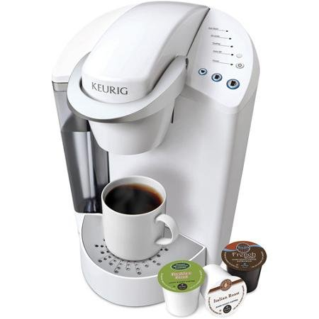 Keurig Coffee Maker Not Ready Message : Keurig Elite K40 Single Serve Coffeemaker Brewing System, White 0651046856214 - Buy new and ...