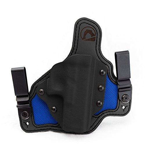 ADM Breathable Hybrid Holster for H&K VP9SK Black/Royal/Black - Right Hand