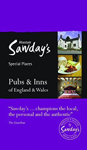 Pubs & Inns of England and Wales (Alastair Sawday's