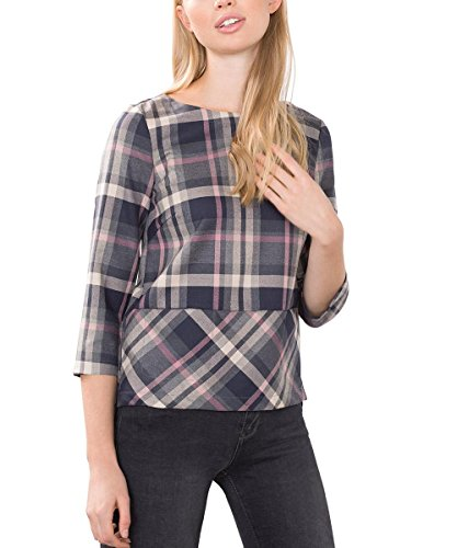 Blusa dark Esprit Para Grey Mujer Multicolor 020 RaqadZxvw