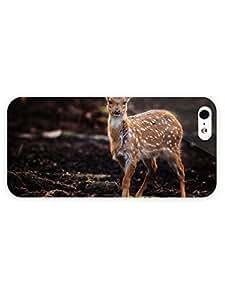 3d Full Wrap Case for iPhone 5/5s Animal Deer95