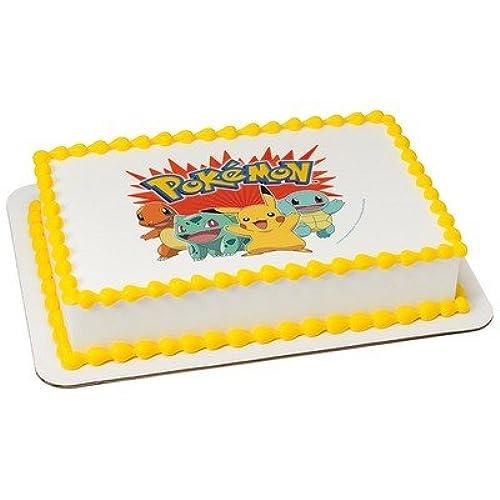 Edible Cake Images Amazon Com