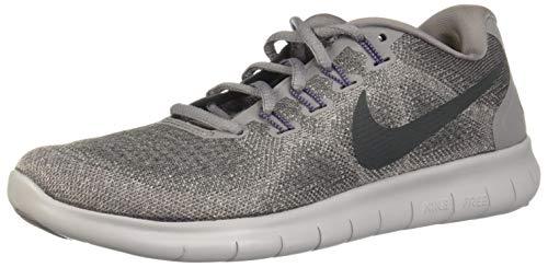 Anthracite Mujer 2017 Laufschuh Free Nike Gris para 007 Running Gunsmoke Zapatillas Damen Run de qTB16w