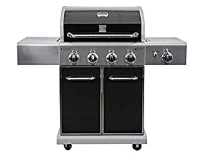 Kenmore PG-40409S0LB-AM 4 Outdoor Patio Gas BBQ Grill