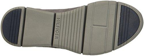 Tommy Hilfiger Herren T2285Obias 5B Pumps Grigio (Steel Grey (039)