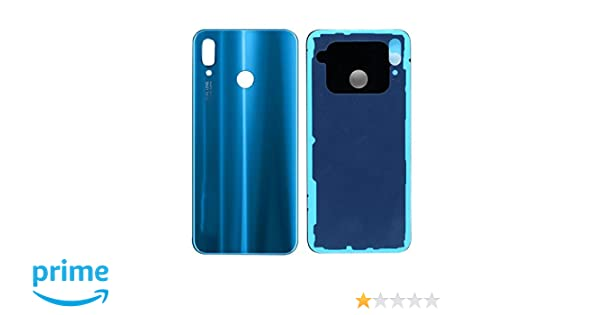 Amazon.com: Glass Back Battery Cover Door Case Housing ...