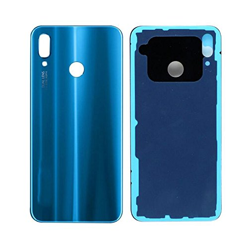 Amazon.com: SOMEFUN Glass Back Battery Cover Door Case ...