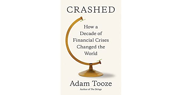 c4698b6c7d5097 Crashed: How a Decade of Financial Crises Changed the World - Livros na  Amazon Brasil- 9780670024933