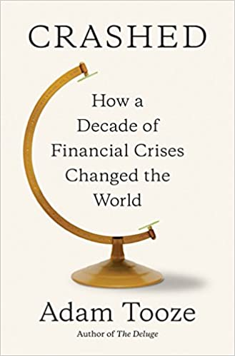 3667d444e Crashed: How a Decade of Financial Crises Changed the World - Livros na  Amazon Brasil- 9780670024933