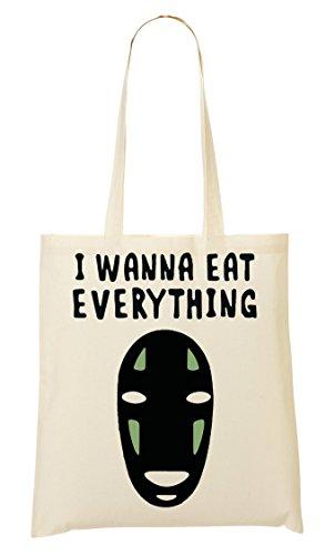 Sac Wanna Tout Provisions Fourre Eat À CP Everything Sac I HWwg7q0O