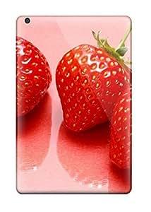 Cute High Quality Ipad Mini/mini 2 Fresh Strawberries Case