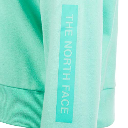 Sweater North Face Verde Light The W Cropped XpSwnqd