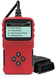 Zwbfu Detector de falhas automotivas Ferramentas de diagnóstico automotivo Cartão de leitura Reparação de auto