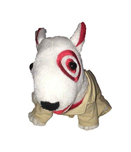Target Bullseye Dog Khaki Plush (Bullseye Khaki)