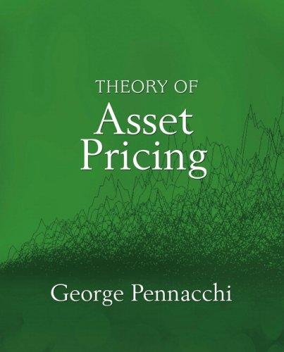 Theory of Asset Pricing