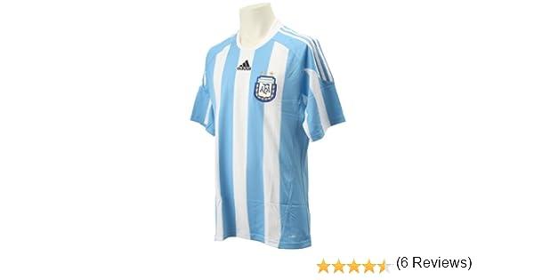 adidas – Camiseta de fútbol de la selección Argentina AFA hogar ...