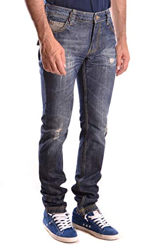 Cotone Mcbi26598 Jeans Frankie Morello Blu Uomo qwvxtnRBI6