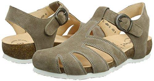 Women''s Think macchiato 25 Macchiato 282343 25 Sandals Beige kombi Gladiator Julia kombi Rq4qda