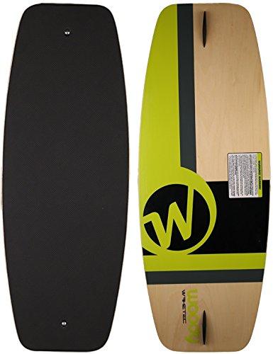 WAKETEC Wakeskate Woody 41'', 105 cm EVA Flat-Deck Board bis 80 kg
