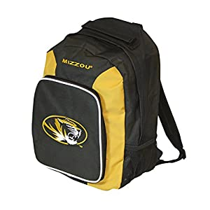 """Officially Licensed NCAA """"Southpaw"""" Backpack, Multiple Colors, 18″"""