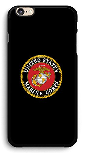 United States Marine Corps iPhone Case,PC Hard Case for iPhone (7/8) (Marine Iphone Case Corps 4)