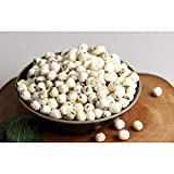 Lotus Seeds Dried 100% Natural Pure and Superior Quality Antioxidant 연자육 蓮子 (300g)