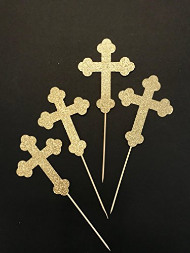 Cross Centerpieces SET OF 4 ()