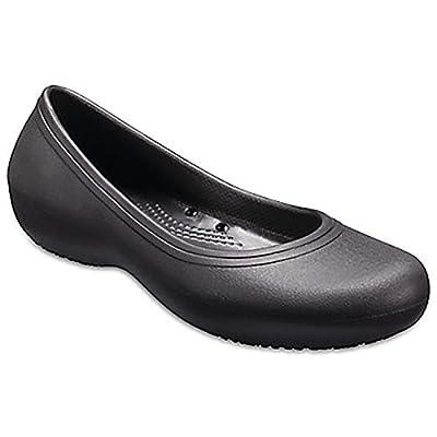 Crocs Women's Kad2workflatw Food Service Shoe