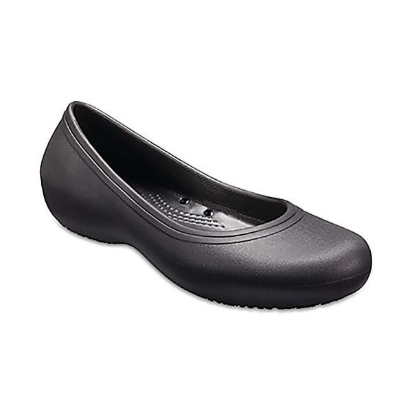 Crocs Women's Crocs At Work Flat