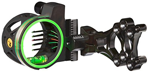 Trophy Ridge Volt 5 Pin Bow - Sight Aluminum Bow Fiber