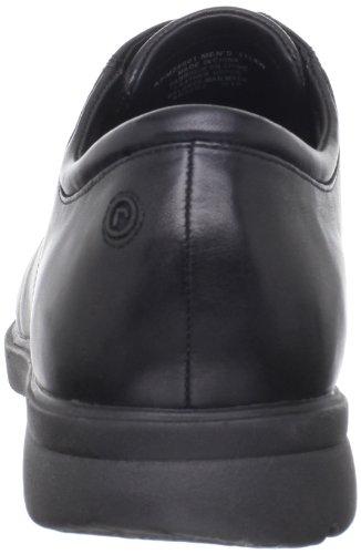 Rockport - Zapatos de cuero para hombre Negro