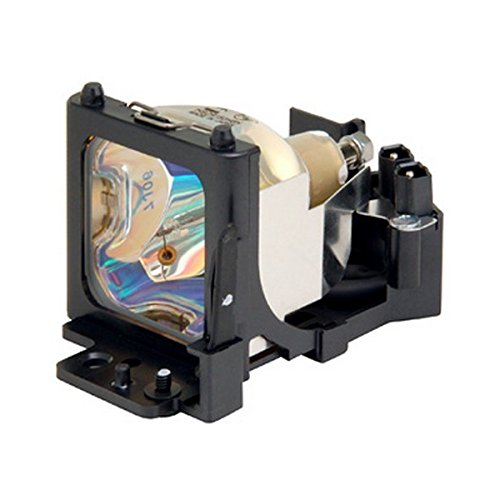 3M MP7650 Projector Housing with Genuine Original OEM Bulb (3m Mp7650 Projector)