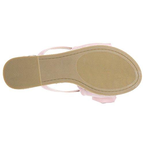 Sandalo Rosa Lori Rosa Donna SOLESISTER 6vpY4p