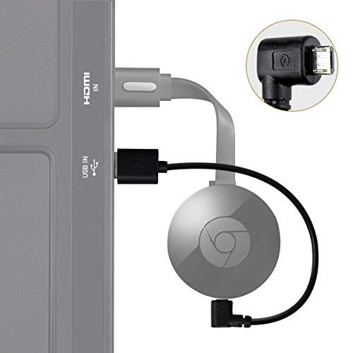Cable USB Chromecast