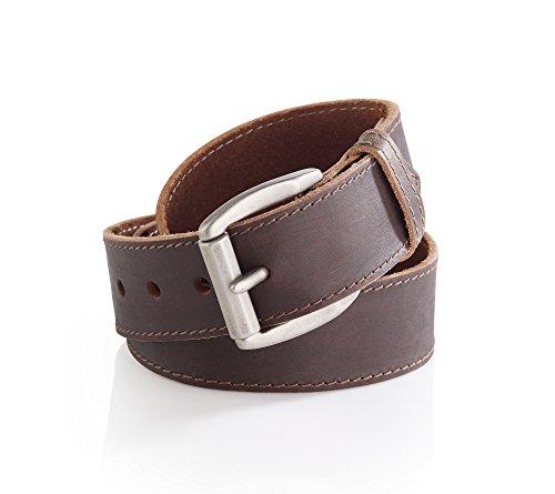 Levi Leather Jeans - 2