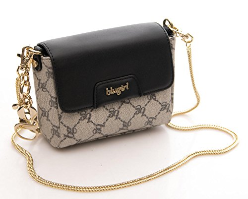 BLUGIRL Pochette Grace Small Crossbody nero