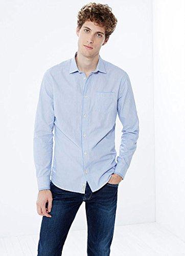 Camisa Pepe Jeans Branswick Cuadros 501LT BLUE