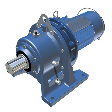 - Sumitomo Drive Technologies PA024419 - CNHM03-6095YB-59 Inline Speed Reducer - 59: 1 Ratio, 1-1/8 in Output Shaft Diameter, Single Reduction