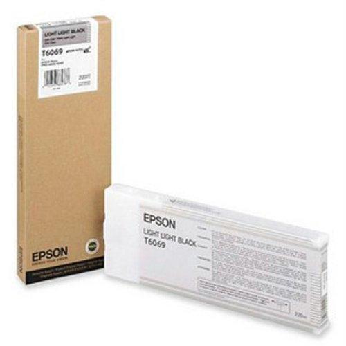 Epson Light Light Black UltraChrome K3 Ink Cartridge 220ML for Stylus Pro -