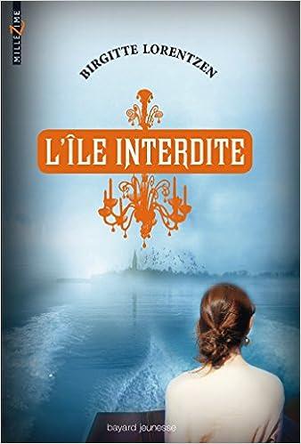 Birgitte Lorentzen - L'Île Interdite sur Bookys
