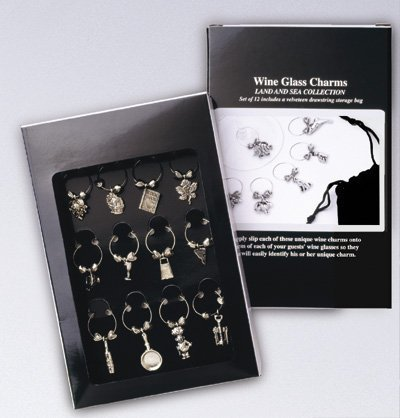 disney wine charms - 8