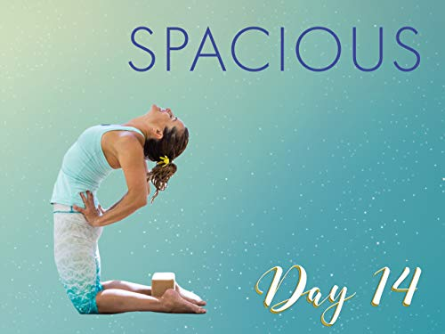 (Day 14: Spacious Hips)