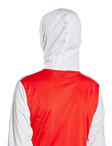 Kempa Mujer Chaqueta Emotion Chaqueta con capucha para mujer Varios colores - rojo / blanco