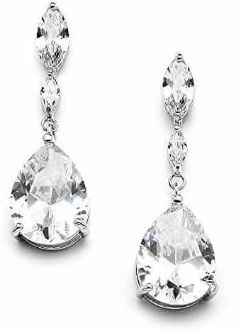 aac9787b0ae65 Shopping Marquise - 3 Stars & Up - Drop & Dangle - Earrings ...