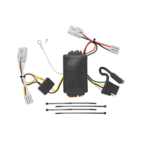 Tekonsha 118473 T-One Connector Assembly with Upgraded Circuit Protected Converter ()