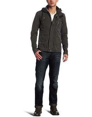 Men's New Recolite Long Sleeve Hooded Overshirt