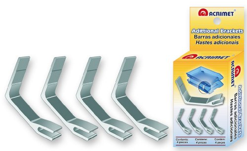 Support Brackets Facility Double Pieces