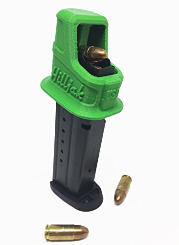 Sig Sauer P229, P226, P228 9MM double-stack magazine loader by Hilljak - Hunter Green ()