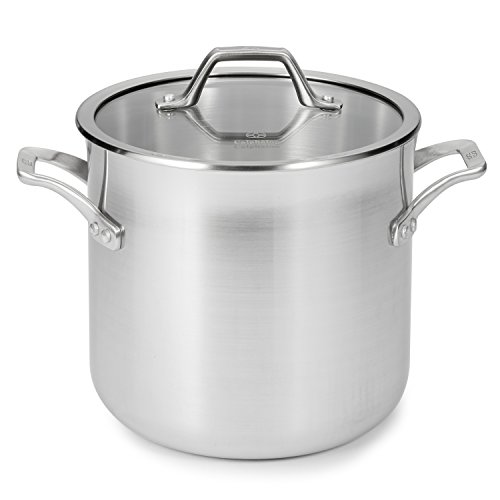 Calphalon 1833953 AccuCore Stainless Steel Stock Pot with...